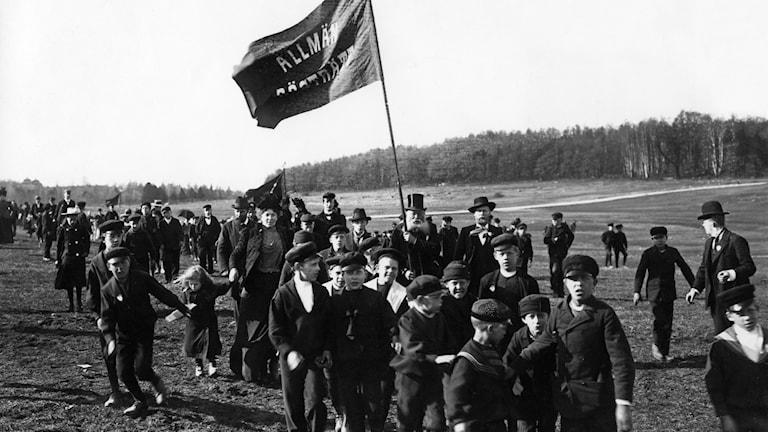 FÖRSTA MAJ 1902