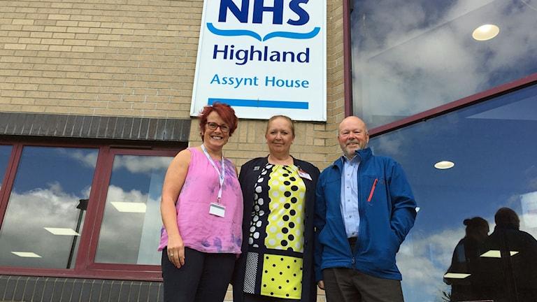Vi bråkade ofta förr om vem som skulle betala för vad för våra äldre patienter, berättar Joanna Macdonald, Elaine Mead och Stephen Pennington på NHS Highlands, men inte med det nya integrerade vårdsystemet i Skottland.