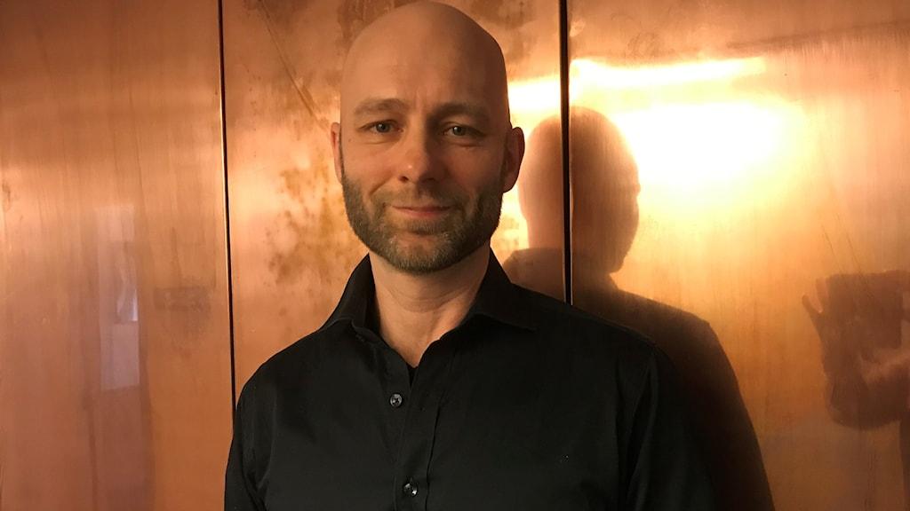 Lars Ahnland, doktor i ekonomisk historia vid Stockholms universitet.