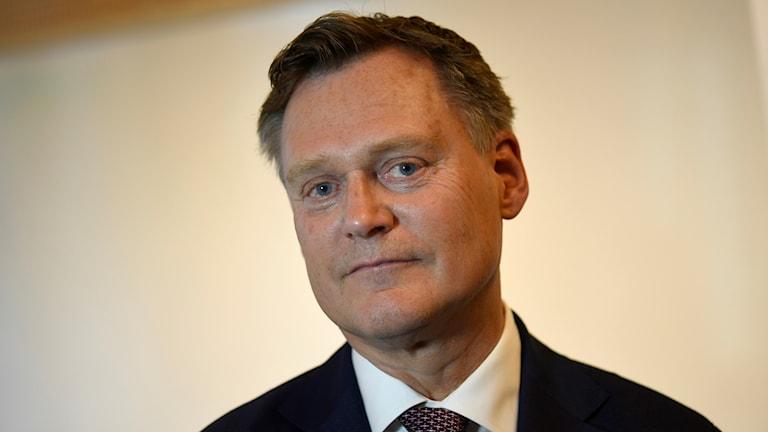 Peter Fredriksson, Skolverkets nya generaldirektör.