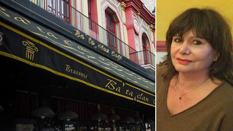 Patricia Correia förlorade sin dotter Précilia i attentatet i konserthuset Bataclan