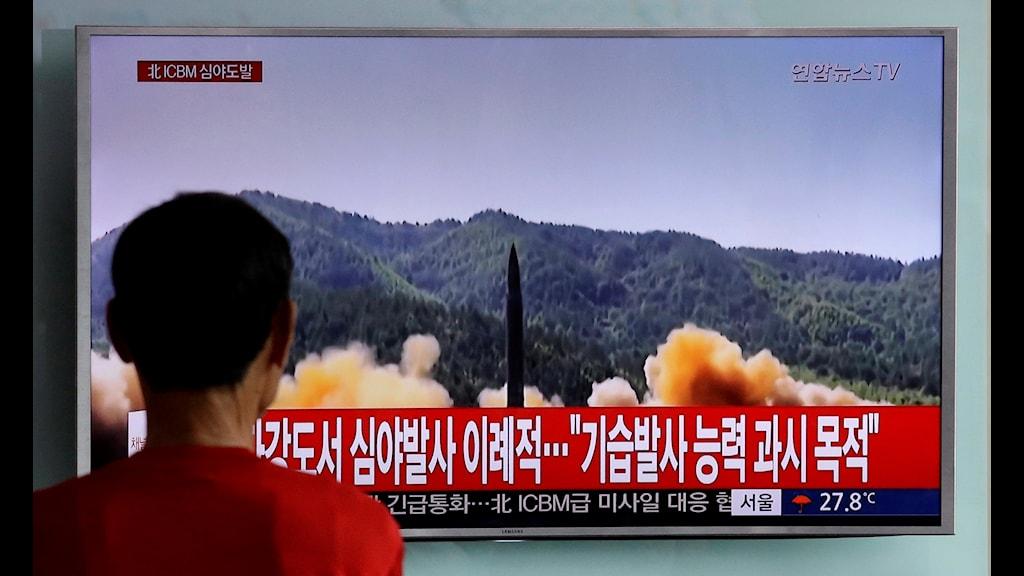 Krav på Nordkorea.