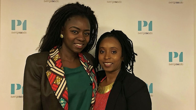 Beryl Otumba och Winnie Mukaru