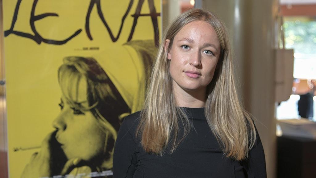 """Isabel Andersson, regissör till filmen """"Lena"""""""