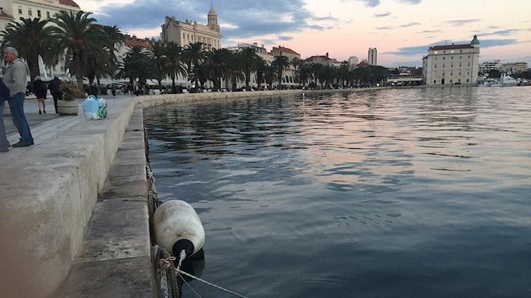 Split, Kroatien.