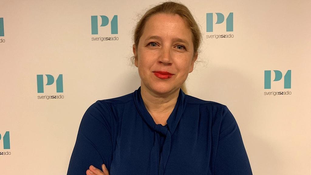 Karin Eriksson.