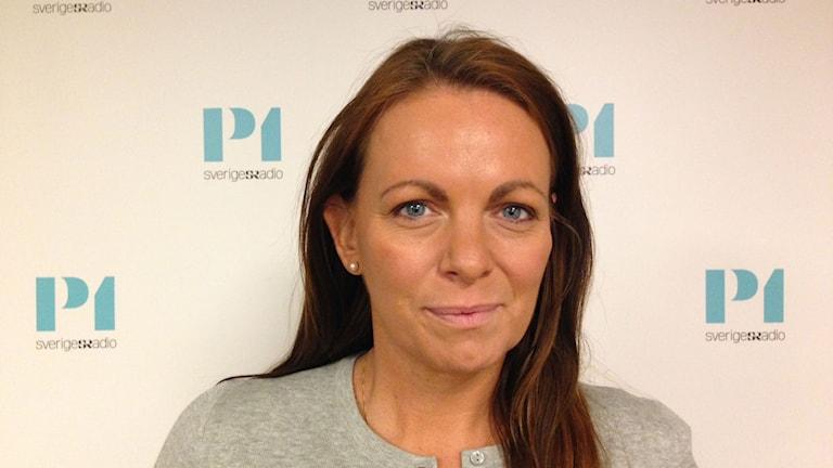 Katarina Wennstam, författare.