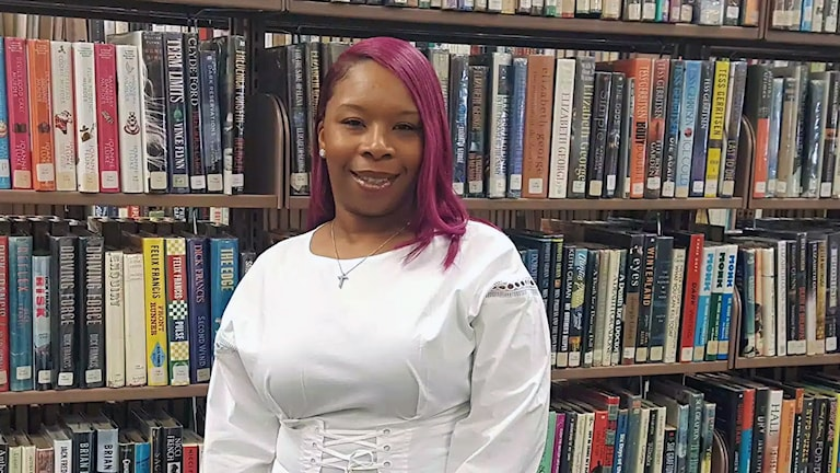 Lezley McSpadden är mamma till Michael Brown, som sköts ihjäl av polis 2014. Nu ställer hon upp i valet till Fergusons City Council 2019.