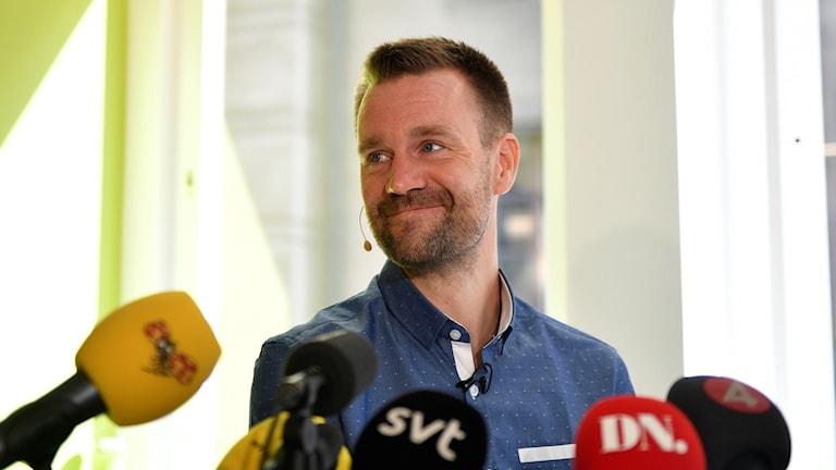 Kan Johan Gustafsson har frigetts mot en lösensumma?