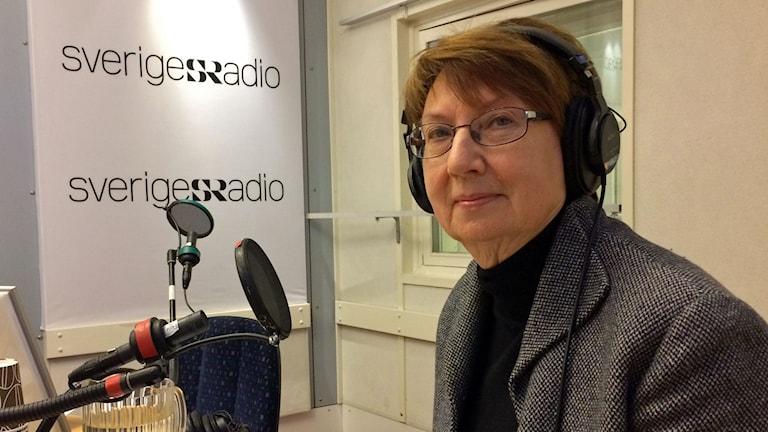 Gunilla Herloff, forskare europeisk säkerhetspolitik.