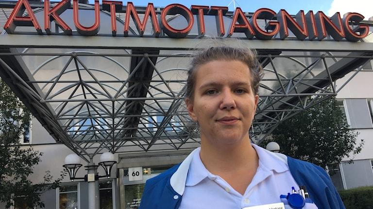 sjuksköterska akutmottagning