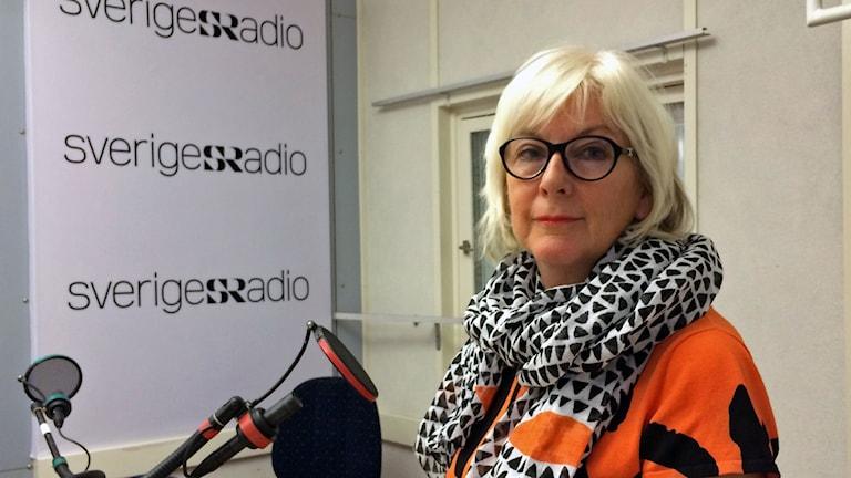 Eva Vingård, professor i arbets- och miljömedicin vid Uppsala universitet.