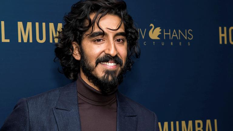 """Dev Patel spelar en av rollerna i nya filmen """"Hotel Mumbai"""" som handlar om terrorattackerna i Mumbai 2008."""