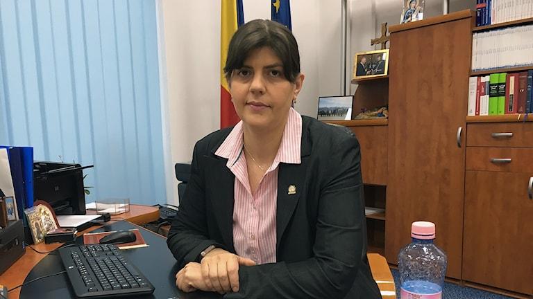 Laura Codruta Rumänien