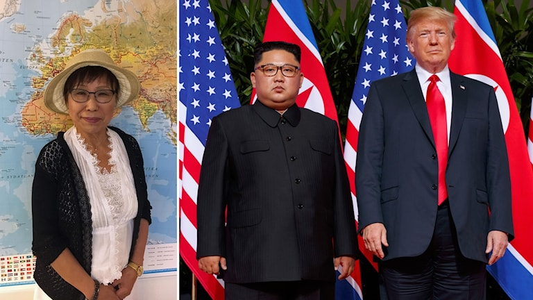 Toppmöte Korea