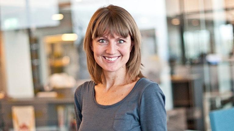 Foto: Charlotte Peterzéns/Sveriges Radio
