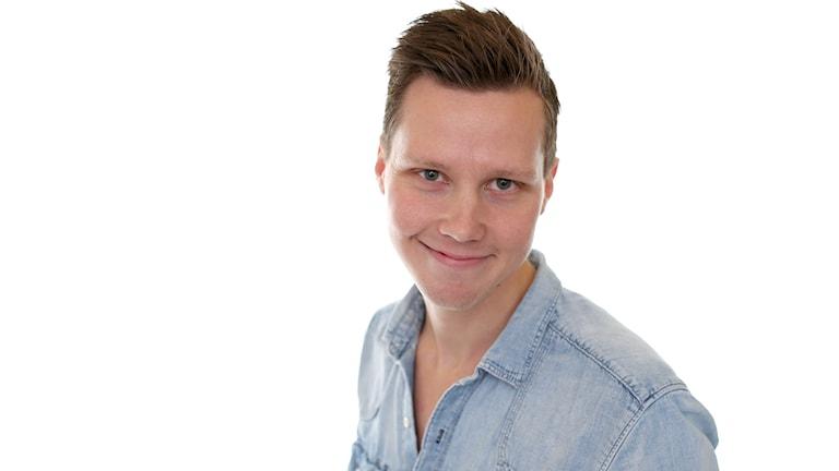 Robert Ojala. Foto: Sveriges Radio.