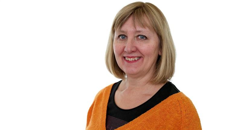 Ulla Walldén. Foto: Sveriges Radio.