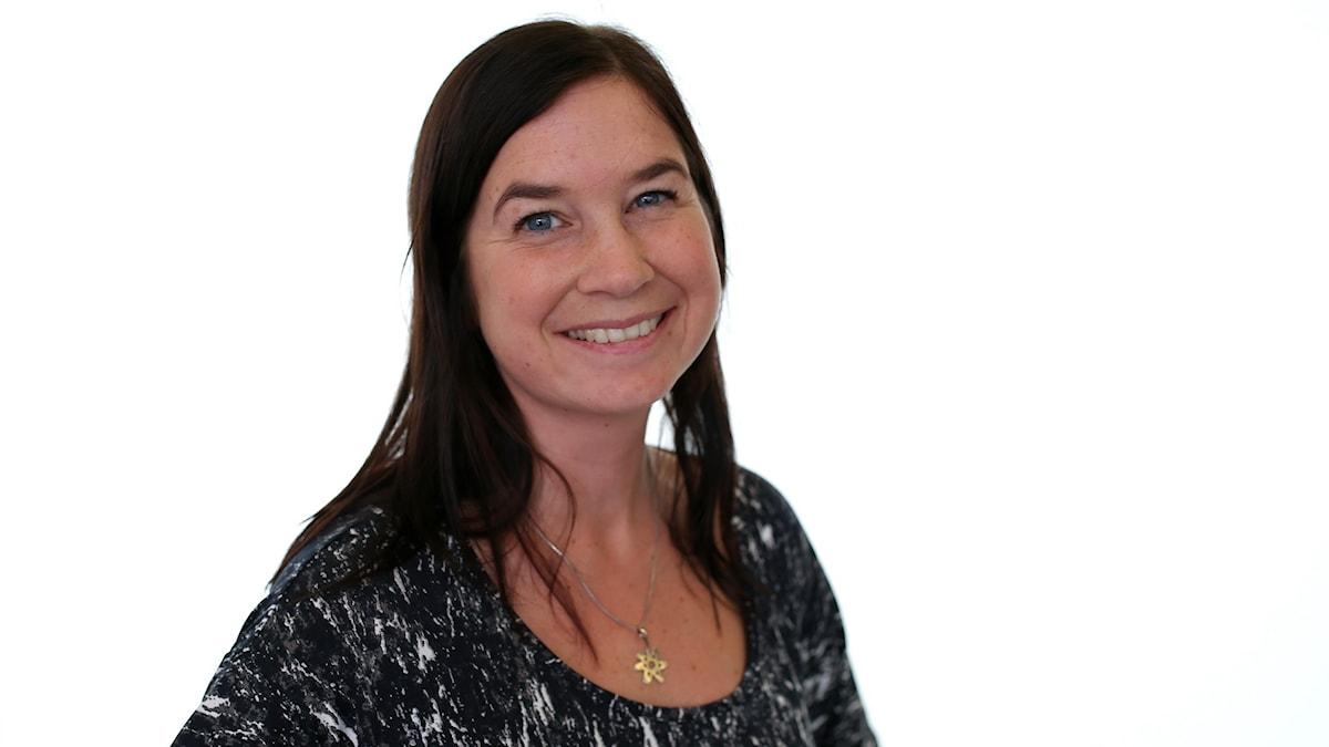 Jenny Norberg. Foto: Sveriges Radio.