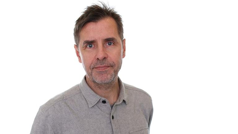 Lars-Gunnar Olsson. Foto: Sveriges Radio.