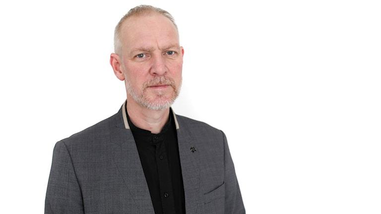 Matts Backman. Foto: Sveriges Radio.