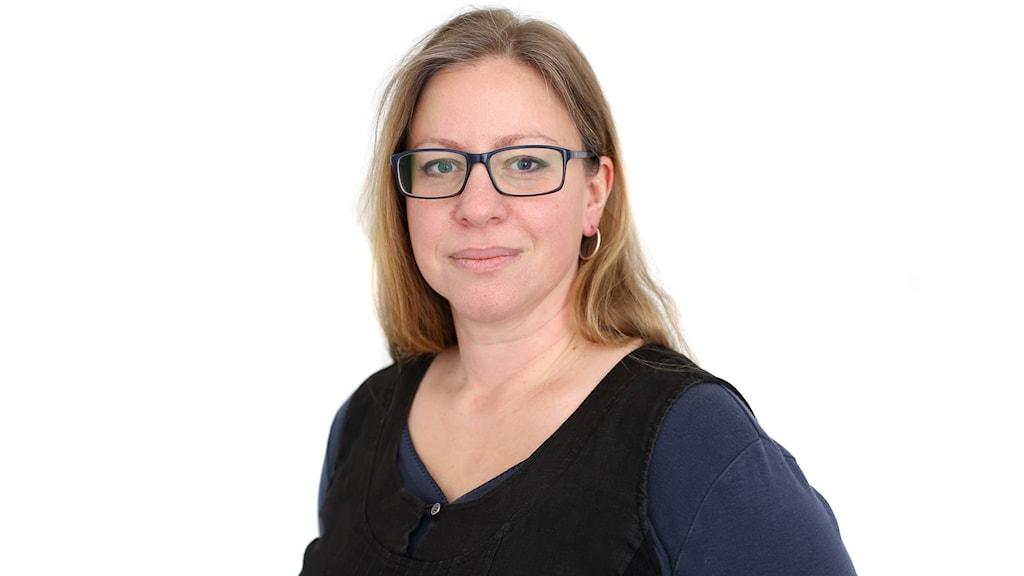 Laila Carlsson. Foto: Sveriges Radio.