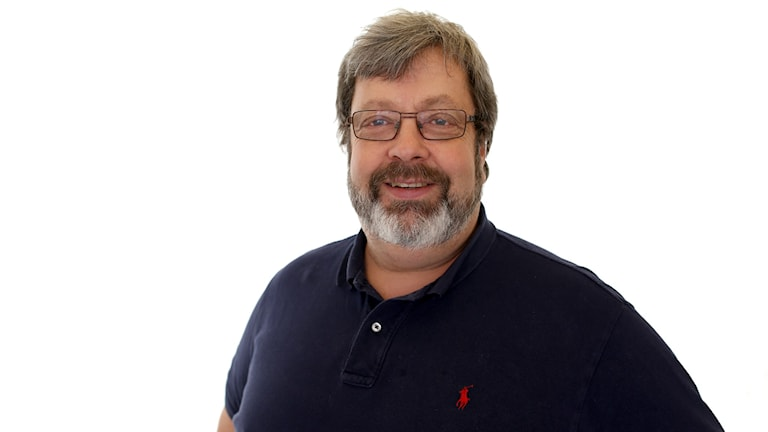 Olof Häggmyr. Foto: Sveriges Radio.