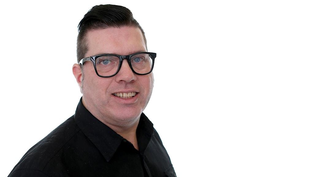 Bengt Höglind. Foto: Sveriges Radio.
