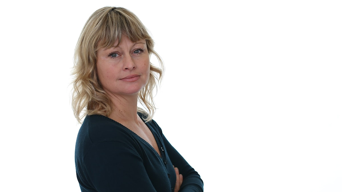 Annika Ström. Foto: Sveriges Radio.
