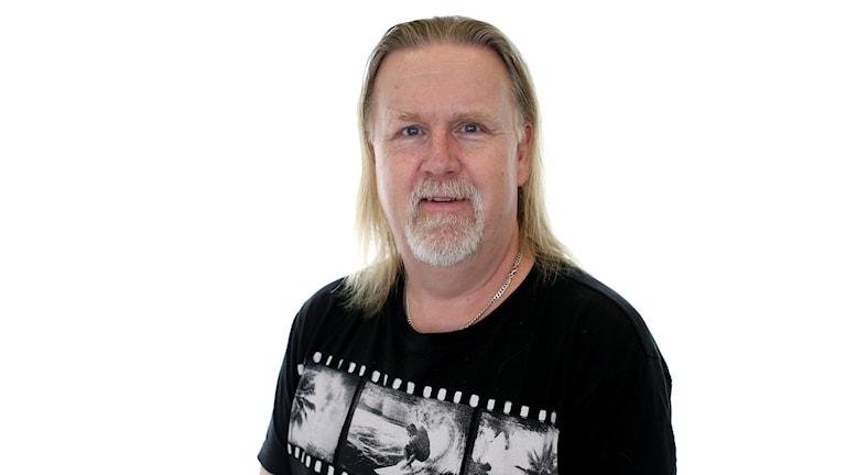 Björn Söderholm. Foto: Sveriges Radio.