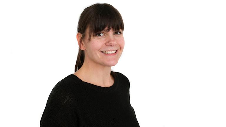 Jenny Tibblin. Foto: Sveriges Radio.
