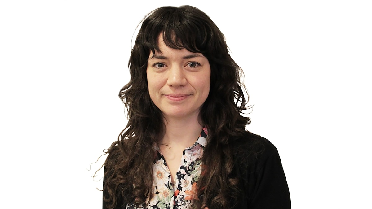Marie Trygg. Foto: Lars-Gunnar Olsson/Sveriges Radio
