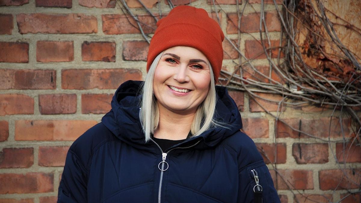 Sara Johansson. Foto: Frida Granström/ Sveriges Radio.