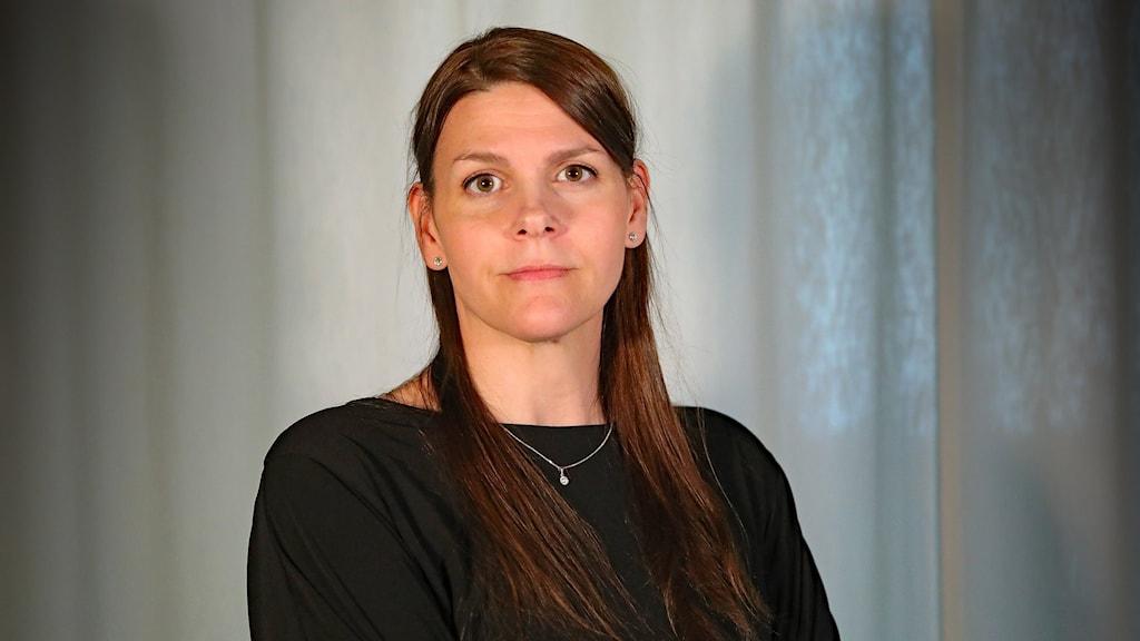 Jenny Tibblin. Foto: Örjan Bengtzing/Sveriges Radio.