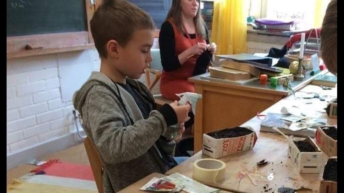 Hågaby waldorfskola