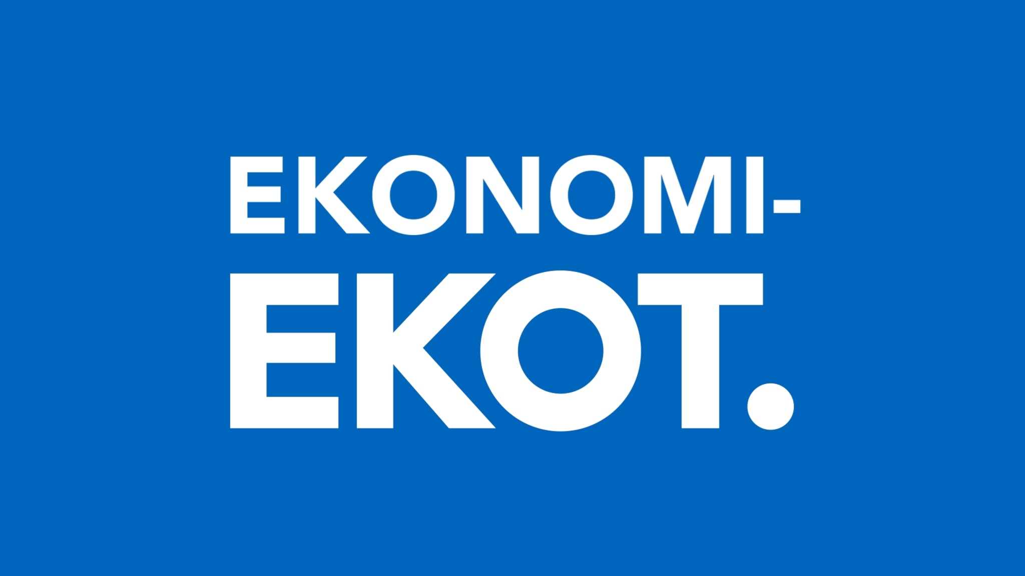 Programbild för Ekonomiekot