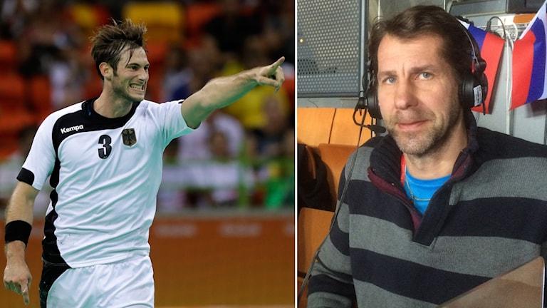 Radiosportens expert Magnus Wislander tror att Tyskland vinner EM-guldet.