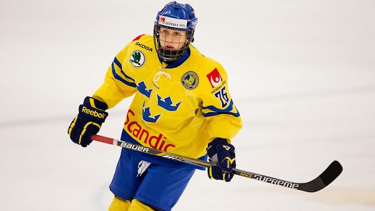Hanna Olsson.