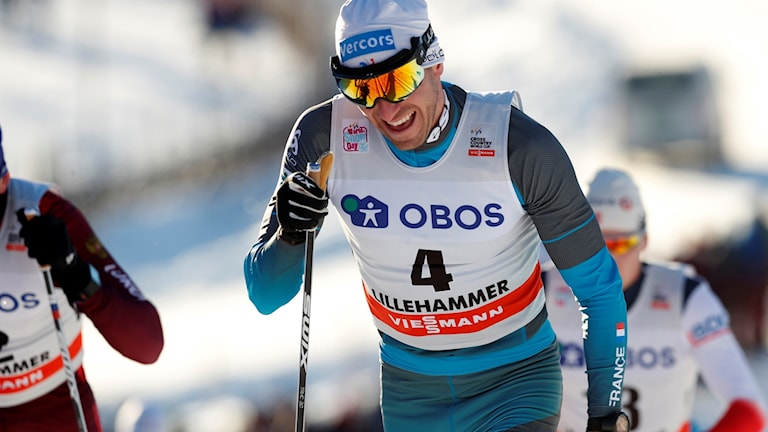 Fransmannen Maurice Manificat vann 15 km fristil i Davos.
