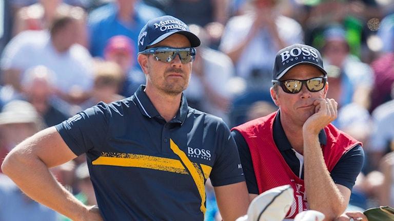Henrik Stenson får fortsätta tävla i British Open.