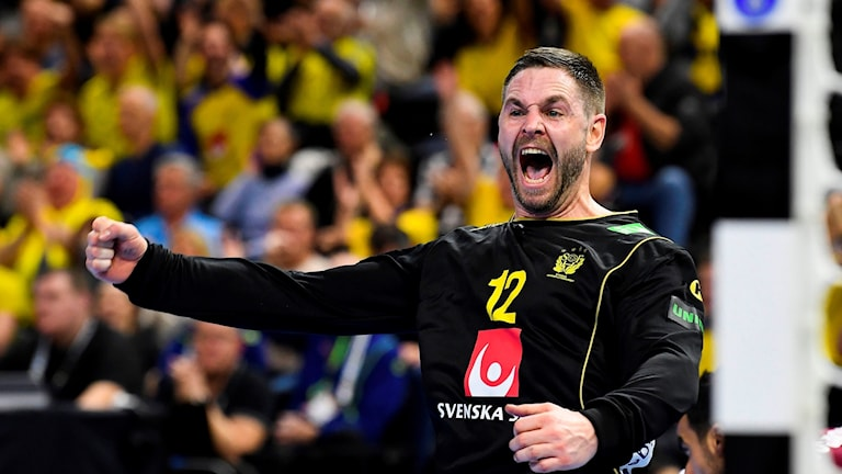 Andreas Palicka hjälte i slutsekunden.