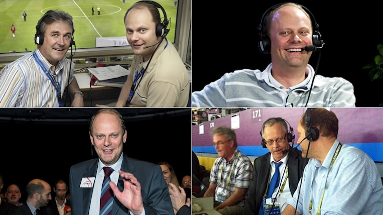 Collage Lasse Granqvist