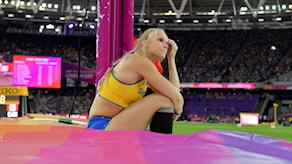 Michaela Meijer har problem med en fot.