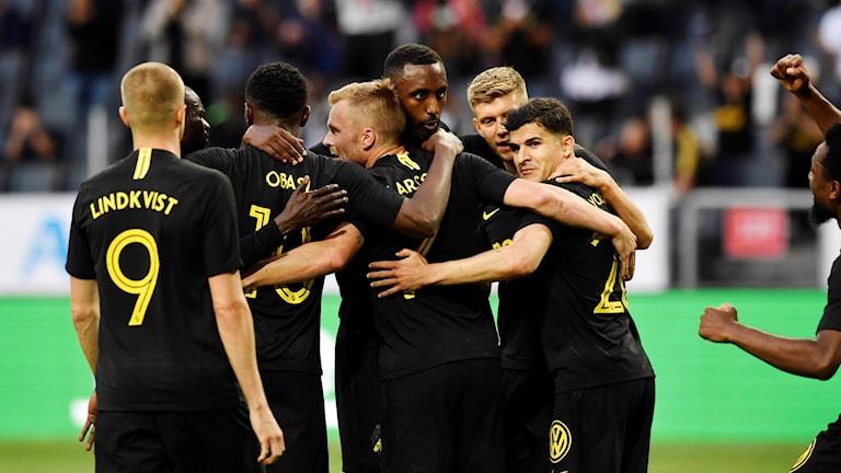 AIK vann måstematchen mot Ararat.