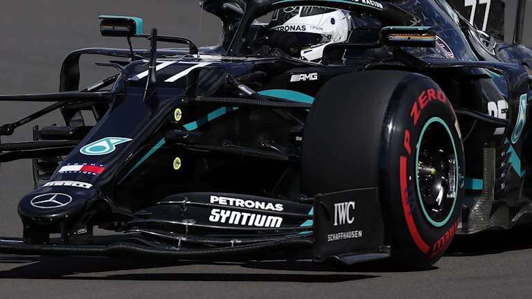 Formel 1-bil.