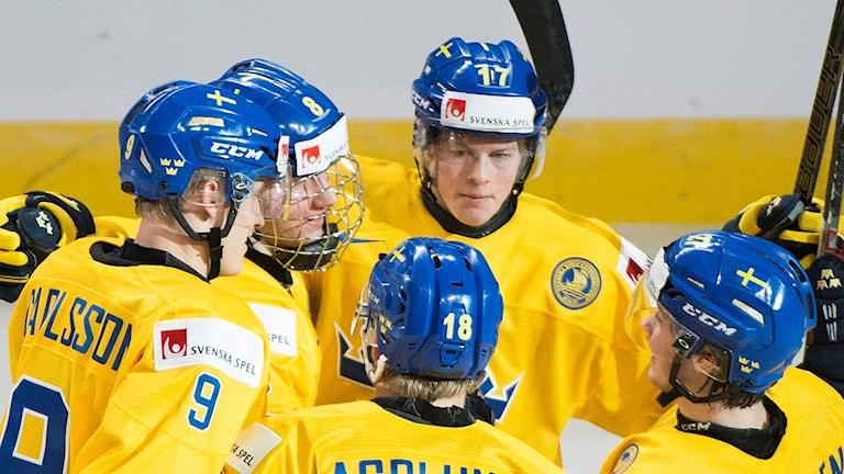 Sverige slog Tjeckien i JVM