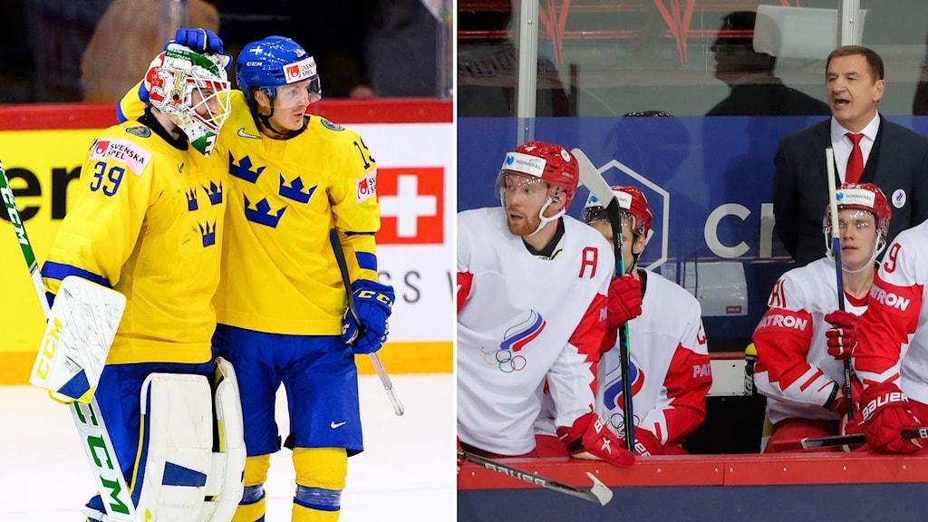 Sverige mot Ryssland
