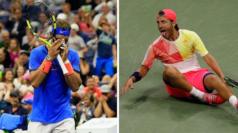 Rafael Nadal utslagen.