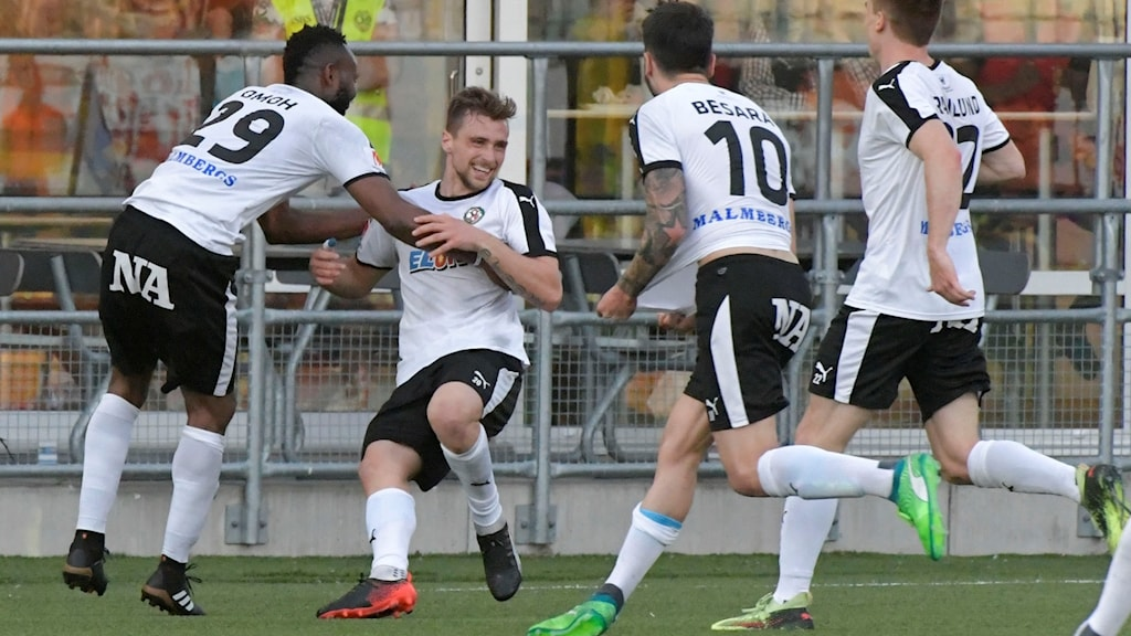 Örebrojubel två gånger om mot Kalmar.