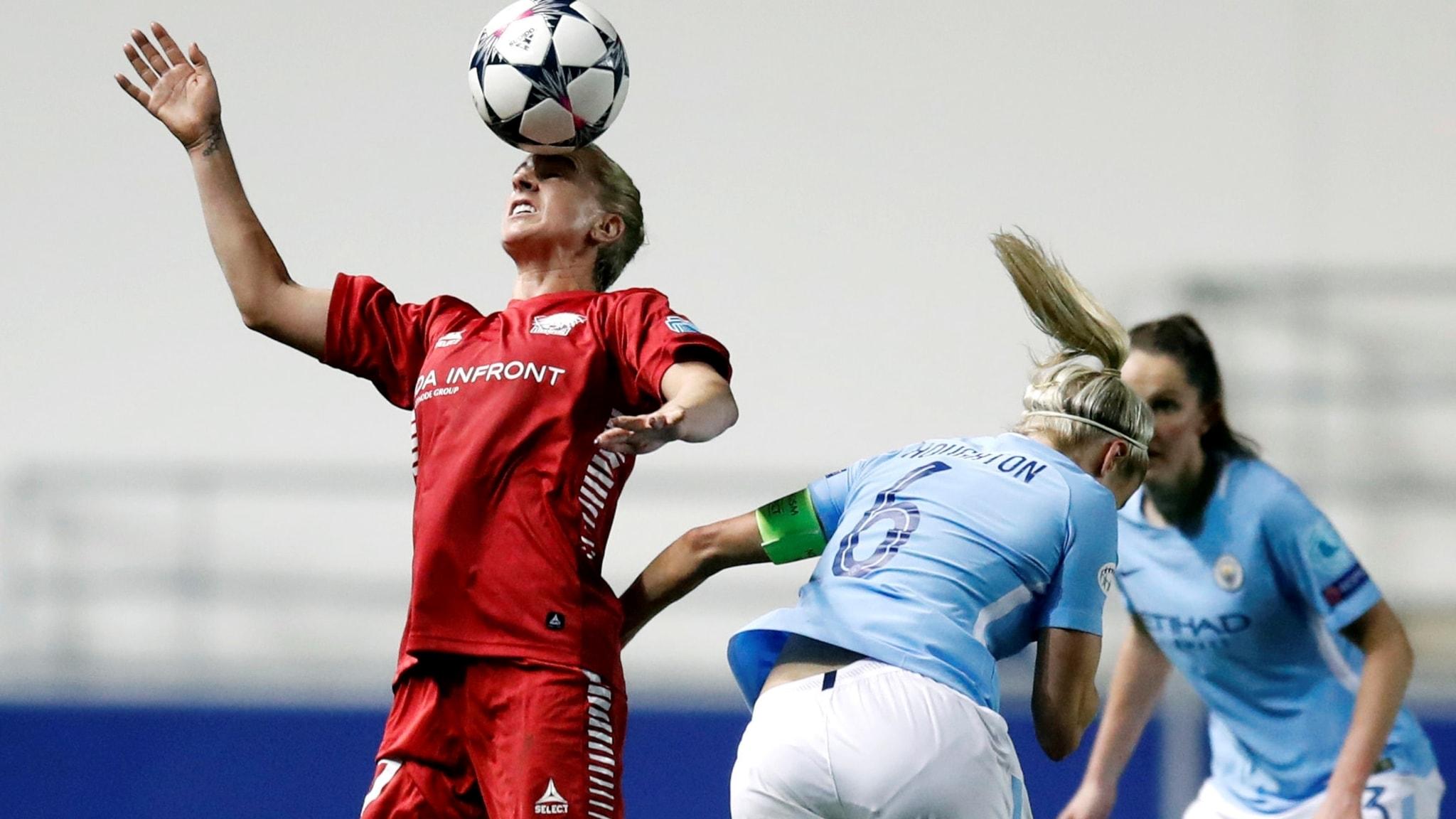 Linköping straffat av Manchester City – knepigt läge inför returen -  Radiosporten  1ebfa54243388
